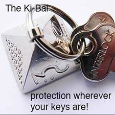 EMF protection with your keys