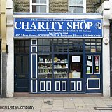 Energy balancing in charity shops – and else-where